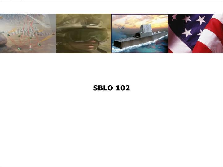 SBLO 102