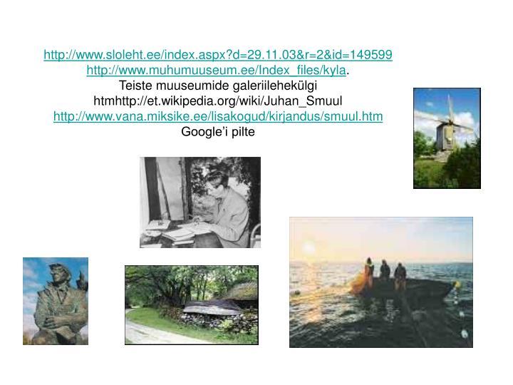 http://www.sloleht.ee/index.aspx?d=29.11.03&r=2&id=149599