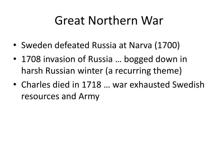 Great Northern War