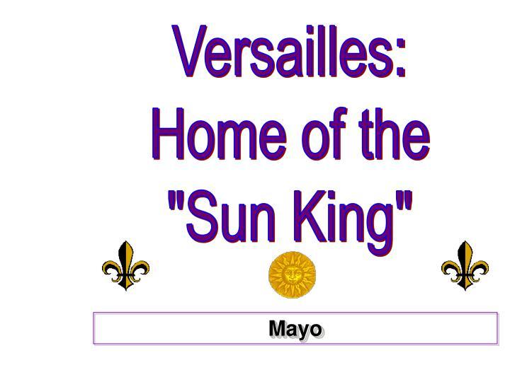 Versailles: