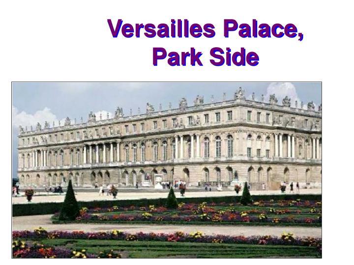 Versailles Palace,