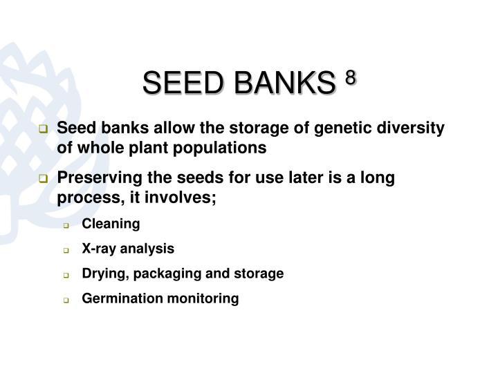 SEED BANKS