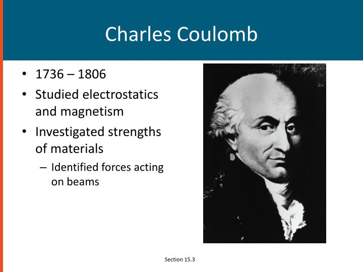 Charles Coulomb