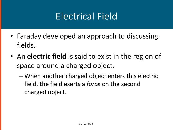 Electrical Field