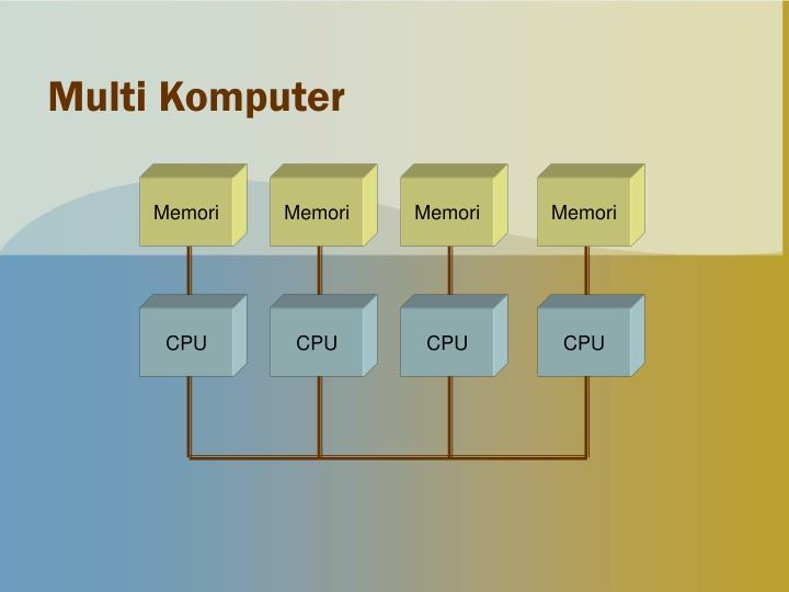 Multi Komputer