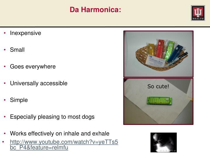 Da Harmonica: