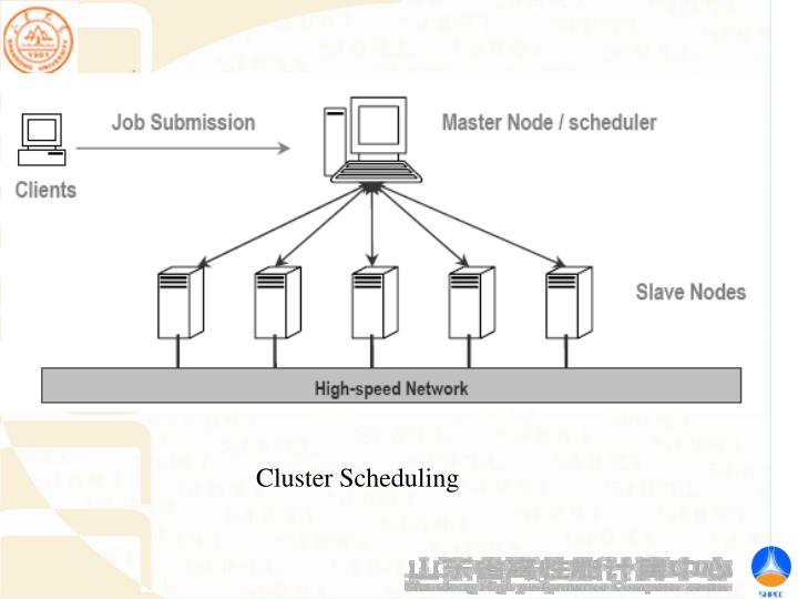 Cluster Scheduling