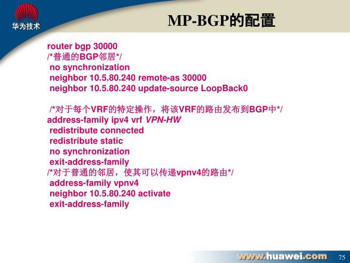 MP-BGP