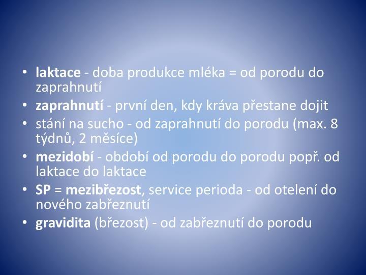 laktace
