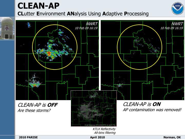 CLEAN-AP
