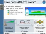 how does adapts work