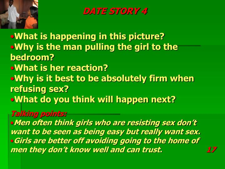 DATE STORY 4