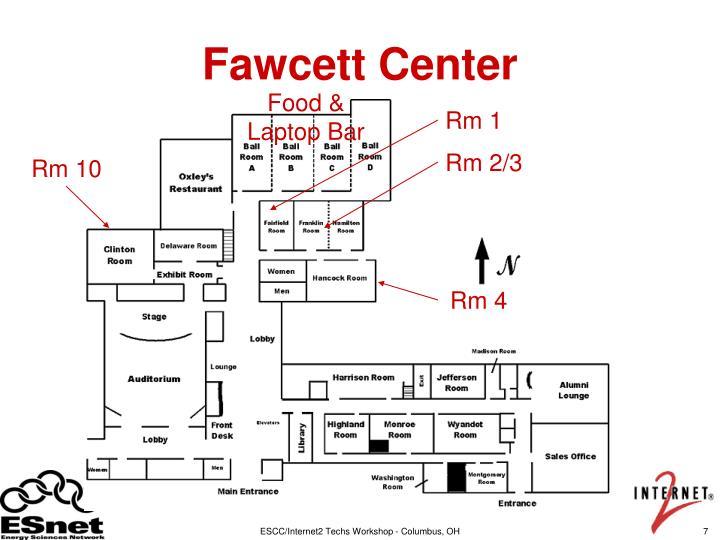 Fawcett Center