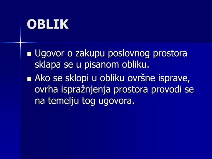 OBLIK
