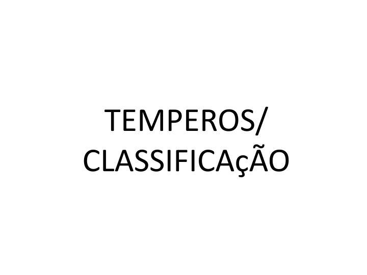 TEMPEROS/