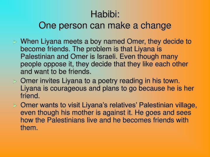 Habibi: