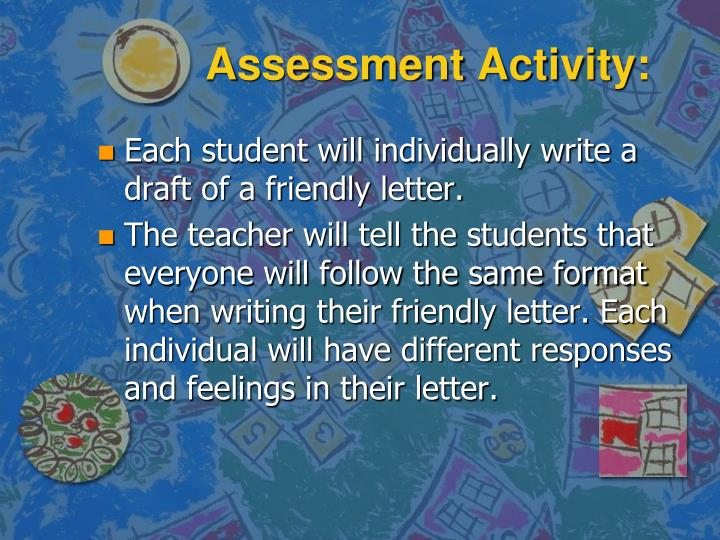 Assessment Activity: