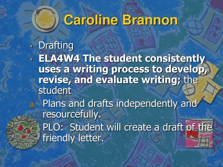 Caroline Brannon