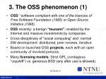 3 the oss phenomenon 1