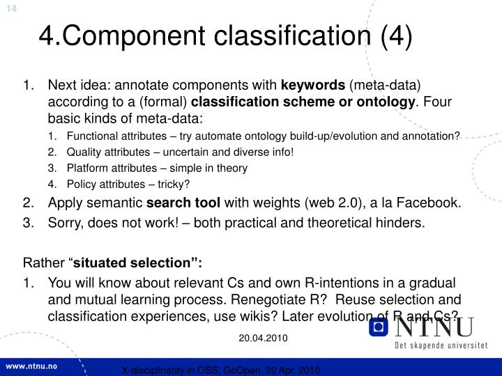 4.Component classification (4)