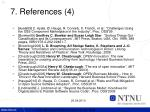 7 references 4