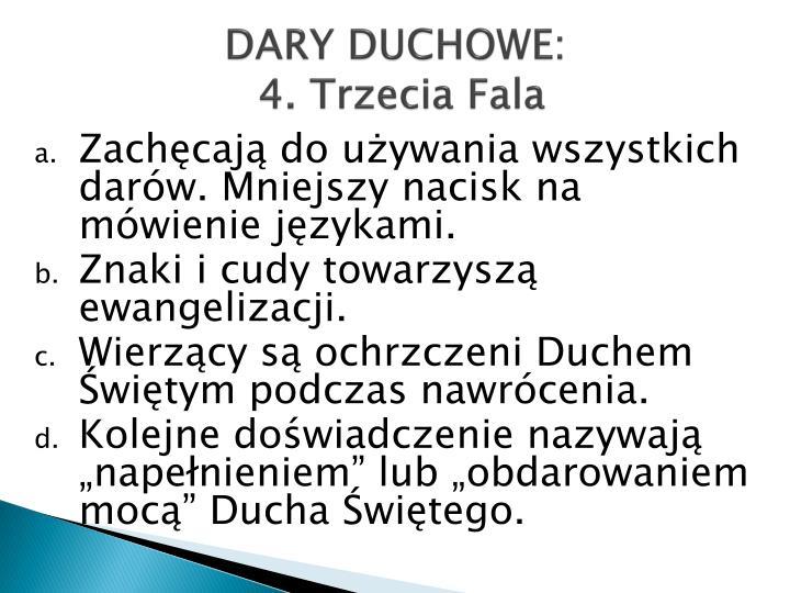 DARY DUCHOWE: