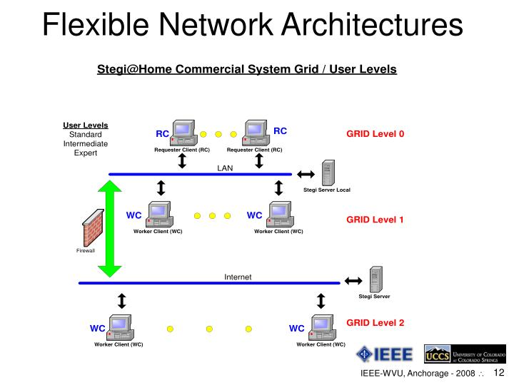 Flexible Network Architectures