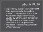 what is prism2