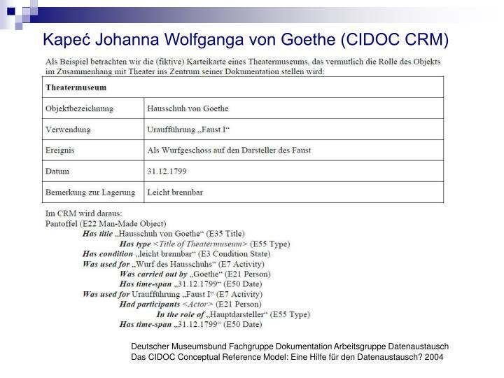 Deutscher Museumsbund Fachgruppe Dokumentation Arbeitsgruppe Datenaustausch