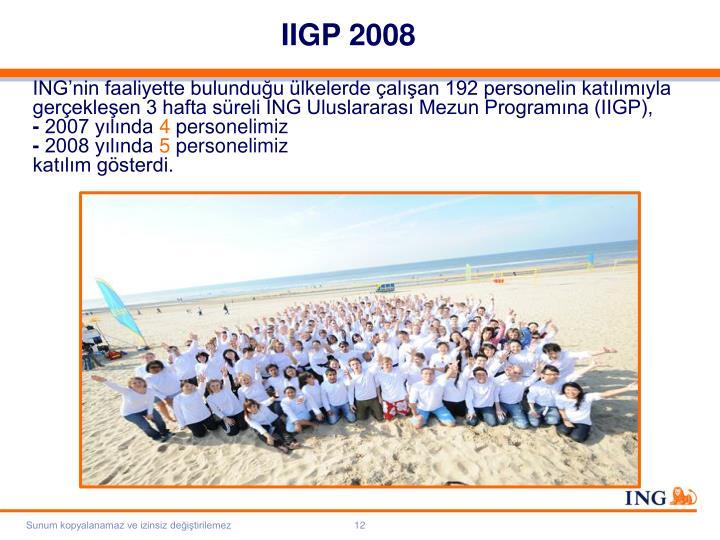 IIGP 2008