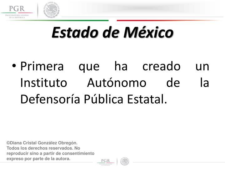 Estado de México