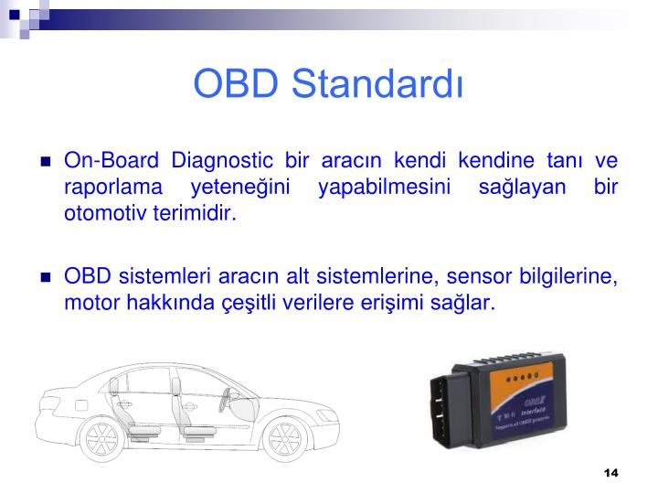 OBD Standardı