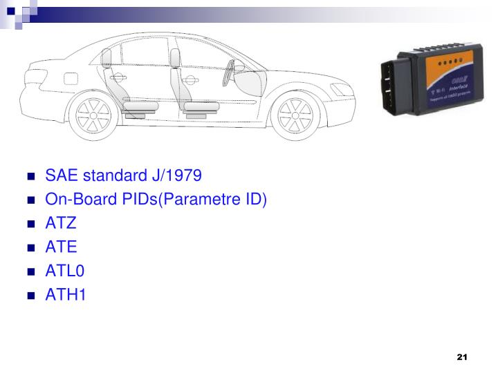 SAE standard J/1979