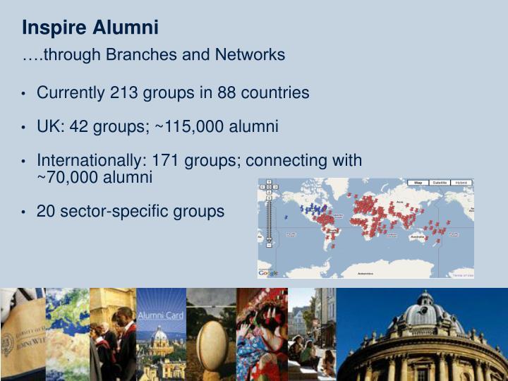 Inspire Alumni