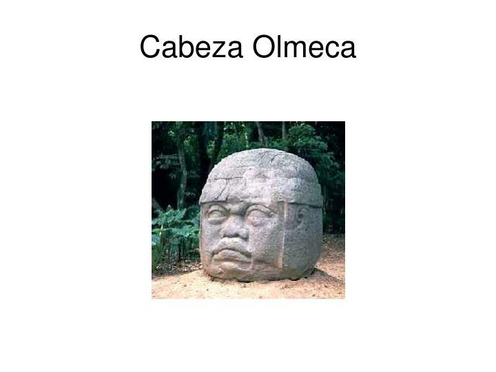 Cabeza Olmeca