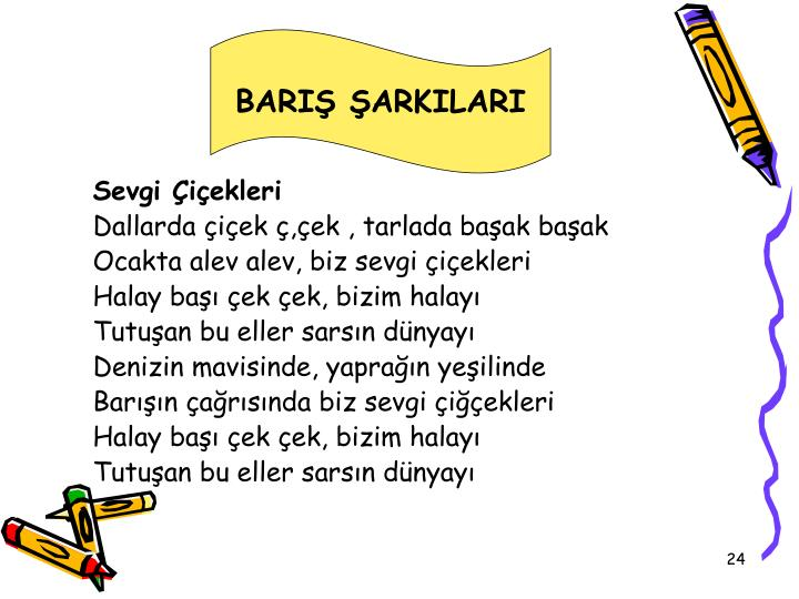 BARI ARKILARI
