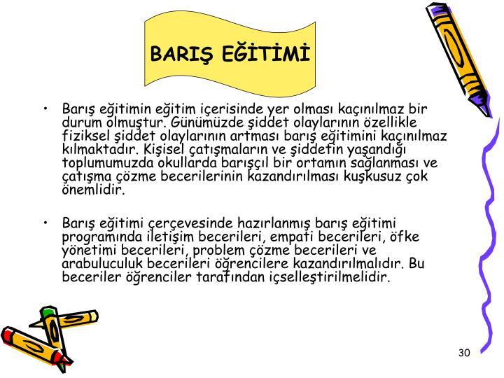 BARI ETM