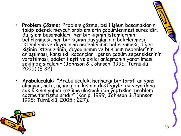Problem zme: