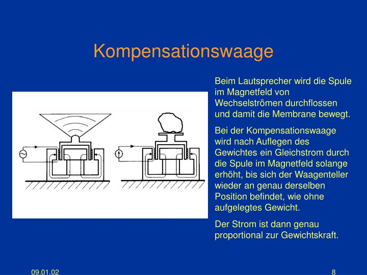 Kompensationswaage