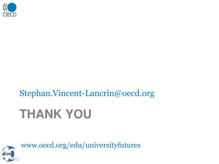 Stephan.Vincent-Lancrin@oecd.org