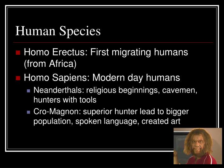 Human Species