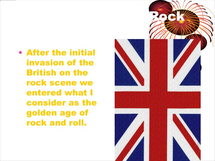 Intro to the 70's Rock Scene