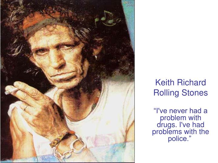 Keith Richard