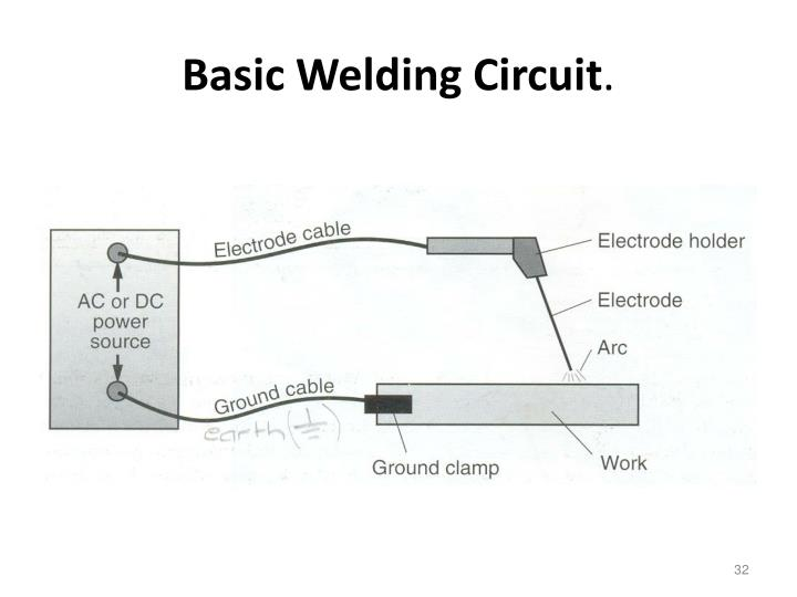 Basic Welding Circuit