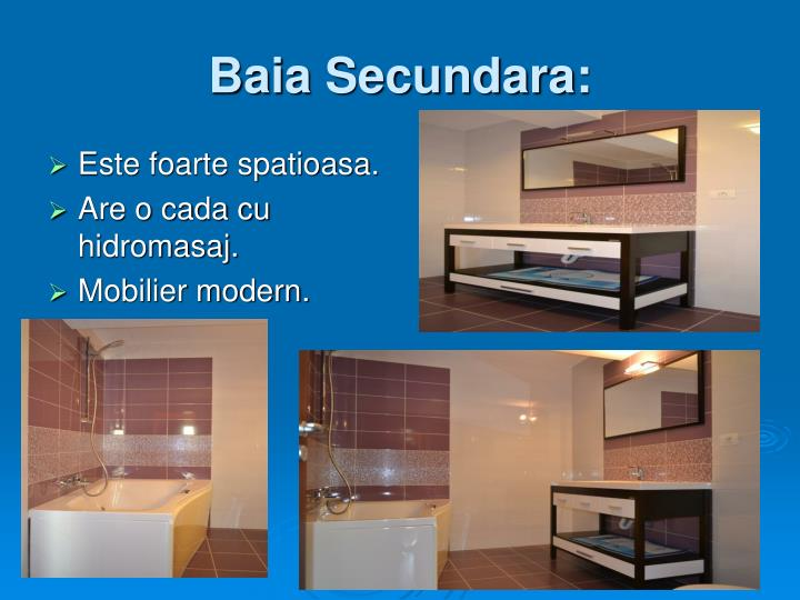 Baia Secundara: