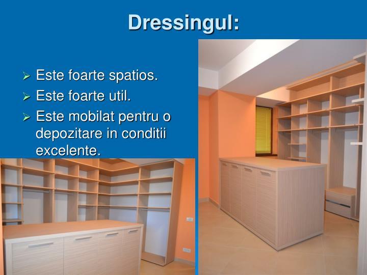 Dressingul:
