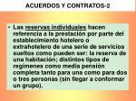 acuerdos y contratos 2