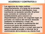 acuerdos y contratos 3