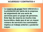 acuerdos y contratos 4