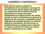 acuerdos y contratos 5